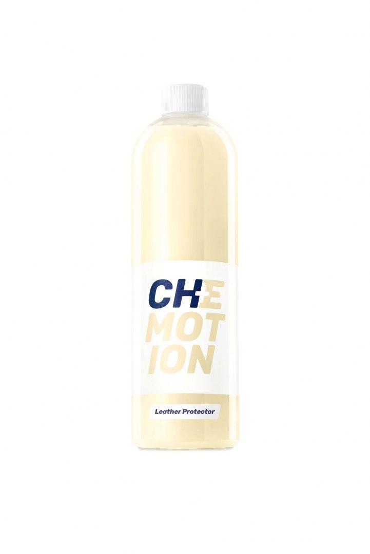 CHEMOTION Leather protector 0,5L (Pielęgnacja skóry) - GRUBYGARAGE - Sklep Tuningowy